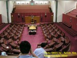 One of the House in Parliament