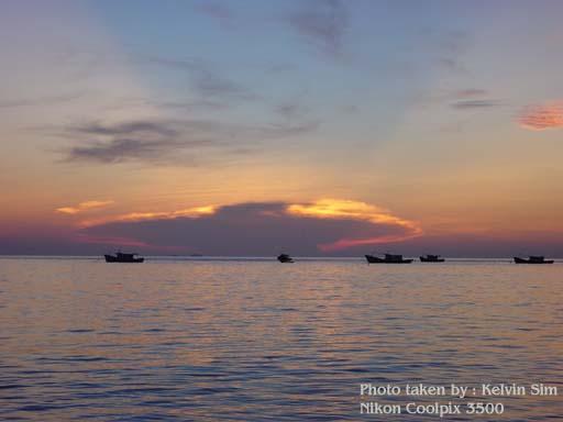 Taken in Tioman Island, Malaysia